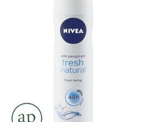 Nivea Fresh Natural Body Spray - 150ml