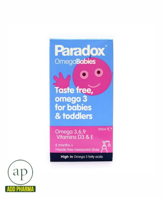 Paradox Omega Babies Are Mega Babies 6 + Months