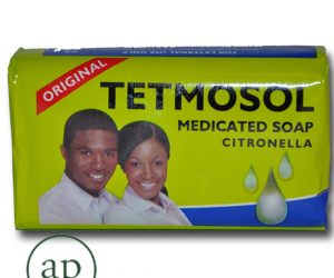 Tetmosol Soap Citronella - 75 g