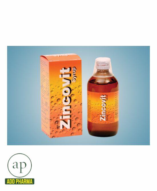 ZINCOVIT Syrup - 200ml