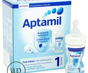 Aptamil 1 First Milk Starter Ready To Feed Liquid - Pack of 70ml