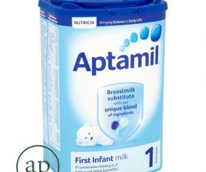 Aptamil 1 First Milk Powder - 900G