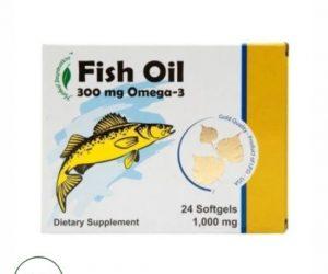 Herbal Inspiration Fish Oil 300mg Omega-3 - 1000mg