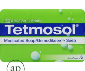 Tetmosol Medicated Soap - 75g