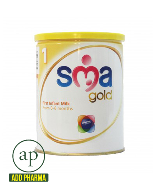 SMA Gold First Infant Milk - 400g