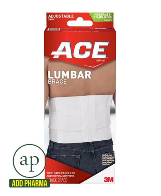 Ace Lumbar Brace - One Size Adjustable