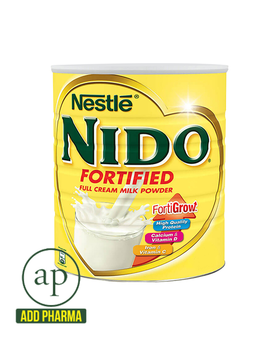 NESTLÉ® NIDO® FORTIFIED Milk Powder Tin - 400g