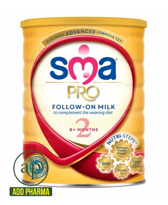 SMA PRO Follow-On Milk 6+ Months - 800g