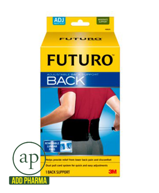 FUTURO™ Adjustable Back Support