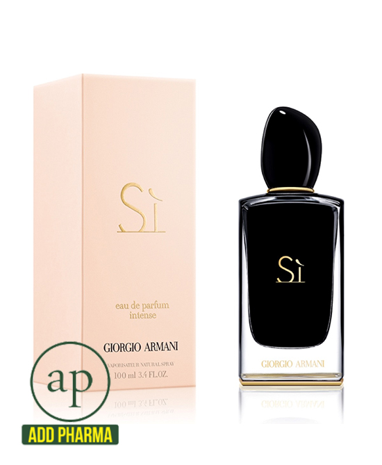 Giorgio Armani Armani Si Intense Perfume For Women 100ml