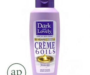 Dark and Lovely®African Skin Expert Crème 6 Oils - 400ml