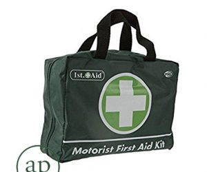 Motorist First Aid Safety Kit for Taxi Car Van - 70pc