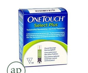 OneTouch Select® Plus test strips