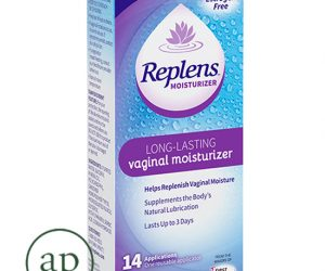 Replens Long-Lasting Vaginal Moisturizer - 14 applications (1 reusable applicator)