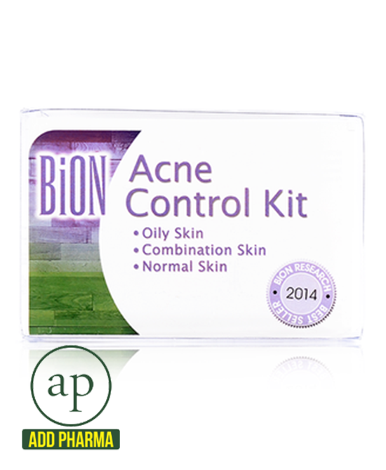 BiON Acne Control Kit for Normal/Oily Skin
