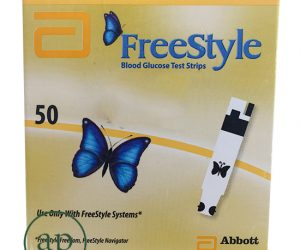 FreeStyle Blood Glucose Test Strips - 50 count