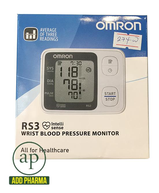 Omron Premium Wrist Blood Pressure Monitor