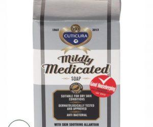Cuticura Medicated Bar Soap 100g