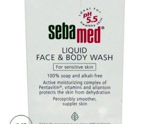 SebaMed Liquid Face & Body Wash - 300ml