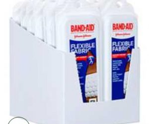 Band-Aid Flexible Fabric Travel Size - 8ct