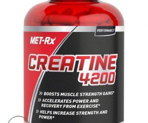 Met-rx Creatine 4200mg - 240 Tabs