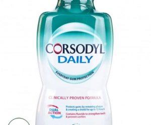 Corsodyl Daily Mouthwash Fresh Mint - 500ml