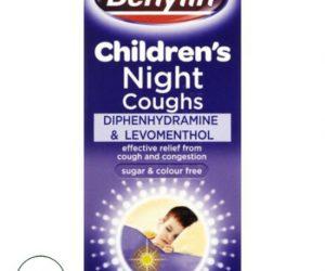 Benylin Children's Night Coughs - 125ml