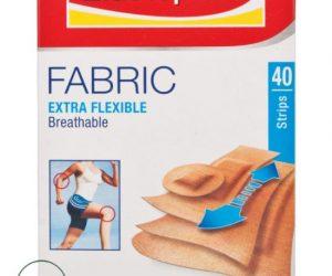 Elastoplast Fabric Plasters 40's