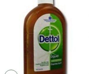 Dettol Liquid Antiseptic Disinfectant 250ml