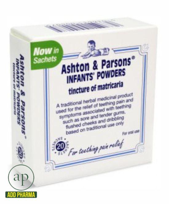 Ashton & Parsons Infants Powders Pack of 20