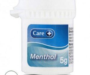 Care Menthol Crystals BP 5g