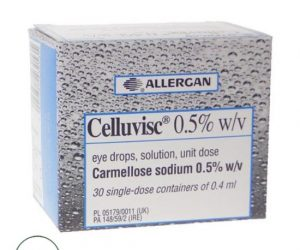 Celluvisc 0.5% Single Dose Eye Drops - 30 x 0.4ml
