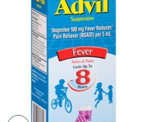 Children's Advil Ibuprofen Oral Suspension Grape 4.0 fl oz