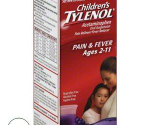 Children's TYLENOL® Liquid