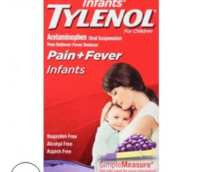 Infants' TYLENOL® Oral Suspension