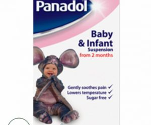 Panadol Baby & Infant Suspension