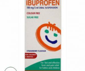 Pinewood Ibuprofen Oral Suspension 3 Months Plus 150ml