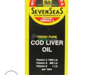Seven Seas Fresh Pure Cod Liver Oil - 170ml
