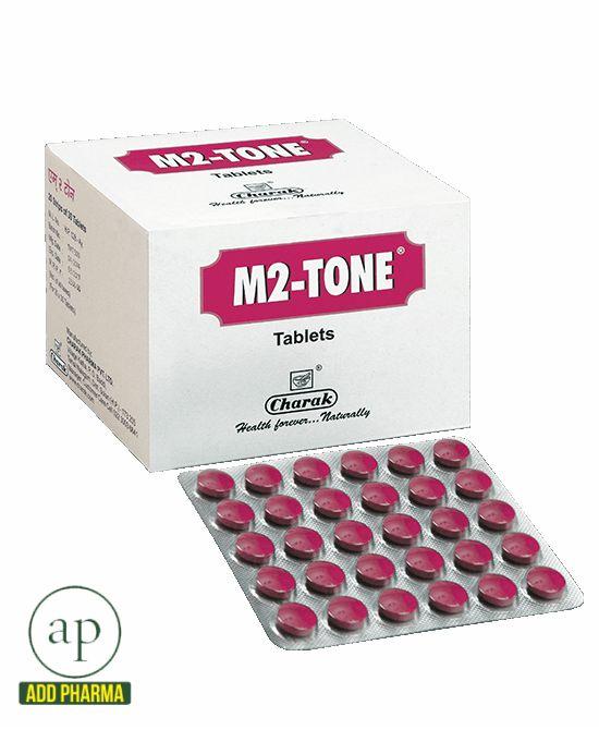 M2-Tone - 20 Capsules