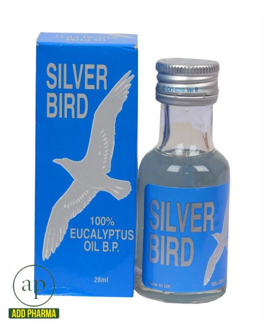 Silverbird Eucalyptus Oil - 28ml