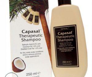Capasal Therapeutic Shampoo - 250ml