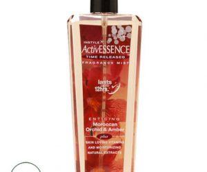 Active Essence Body Splash Moroccan Orchid & Amber - 236ml
