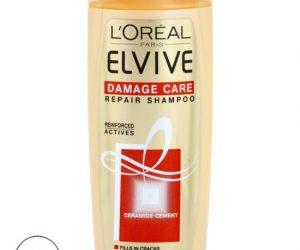 L'Oréal Elvive Damage Care Repair Shampoo - 400ml