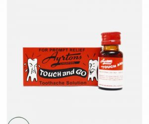Touch and Go Toothache