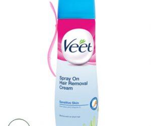 Veet Spray On Cream Hair Remover - 145g