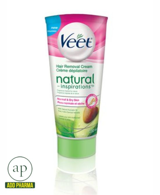 Veet (Natural Inspirations) Hair Removal Cream - 200ml