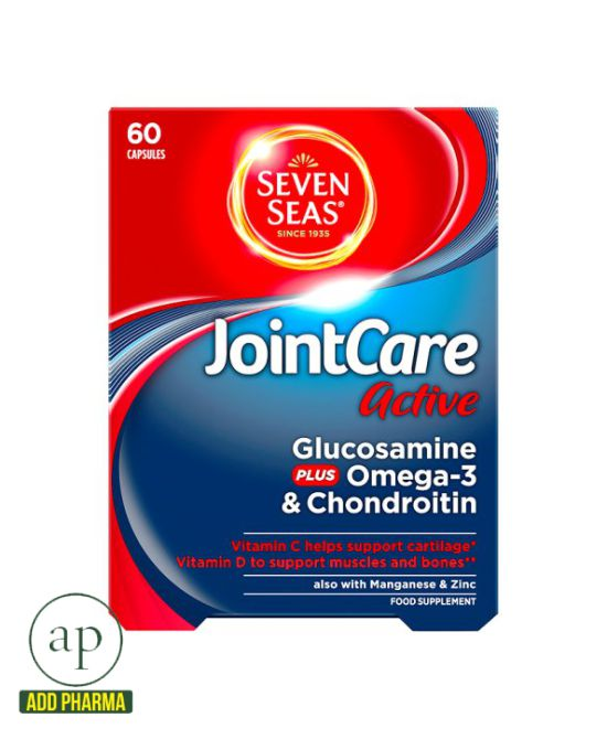 Seven Seas JointCare Active - 60 Capsules