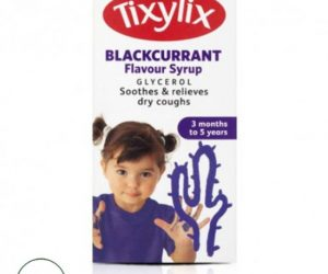 Tixylix Glycerol 3 Months to 5 Years - 100ml