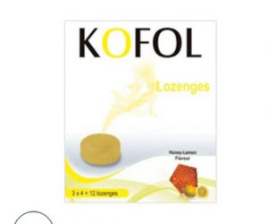 Kofol® Lozenges Honey-Lemon - 12 Lozenges