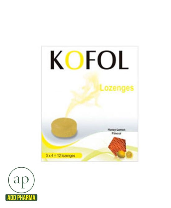 Kofol® Lozenges Honey-Lemon - 12 Lozenges